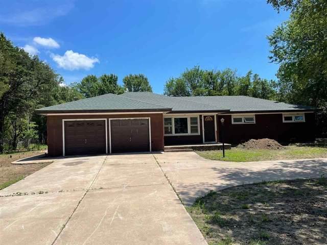 7434 S Ida St, Haysville, KS 67060 (MLS #596764) :: COSH Real Estate Services