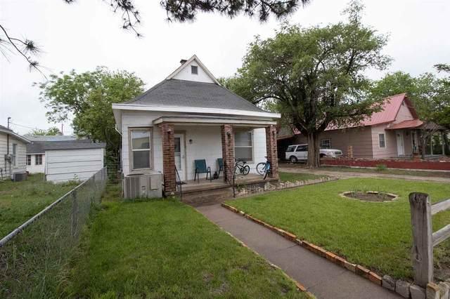 524 W Avenue B, Hutchinson, KS 67501 (MLS #596801) :: Pinnacle Realty Group