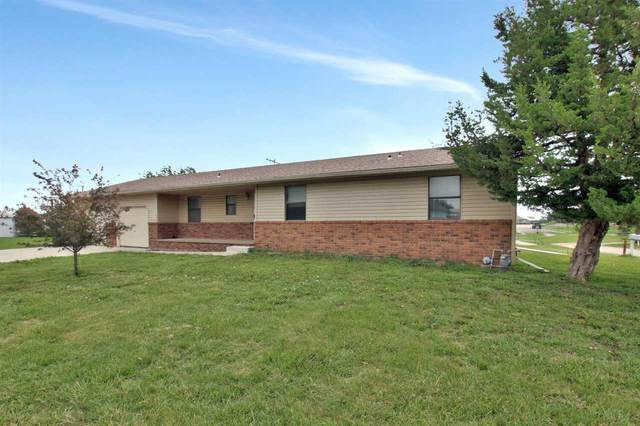 610 N Main St, Benton, KS 67017 (MLS #596815) :: Keller Williams Hometown Partners