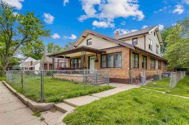 1459 N Woodland Ave, Wichita, KS 67203 (MLS #596822) :: Pinnacle Realty Group