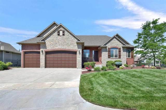 715 N Deerfield Ct, Andover, KS 67002 (MLS #596828) :: COSH Real Estate Services