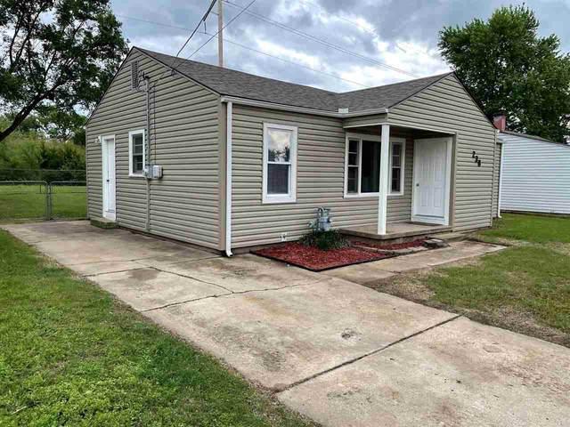 238 Turkle Ave, Haysville, KS 67060 (MLS #596836) :: Graham Realtors