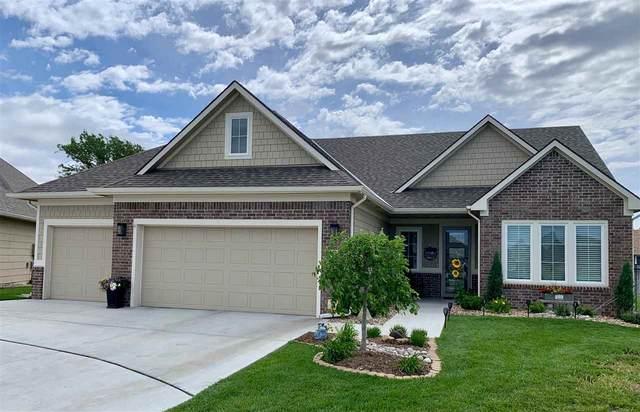 732 N Thornton Ct, Wichita, KS 67235 (MLS #596862) :: Keller Williams Hometown Partners