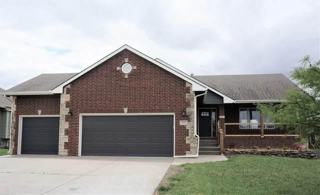 333 E Quail Ridge St, Mulvane, KS 67110 (MLS #596876) :: Kirk Short's Wichita Home Team