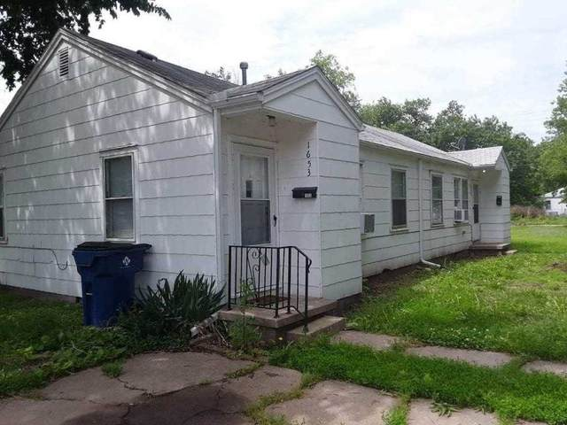 1651 S Fern 1653 S Fern, Wichita, KS 67213 (MLS #596880) :: COSH Real Estate Services