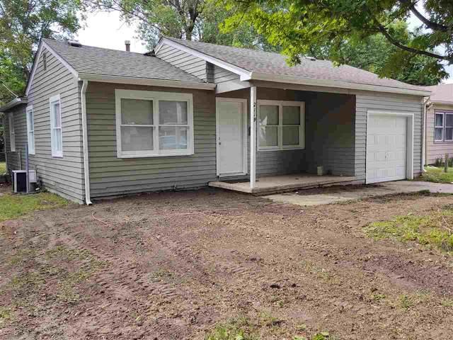 2119 Green Acres St, Wichita, KS 67218 (MLS #596917) :: Pinnacle Realty Group