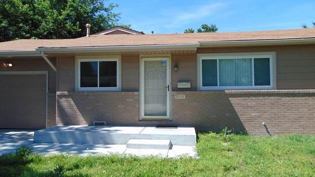 1508 W Dallas St, Wichita, KS 67217 (MLS #596928) :: The Boulevard Group