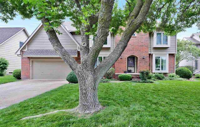 1224 N Coach House Rd., Wichita, KS 67235 (MLS #596956) :: COSH Real Estate Services