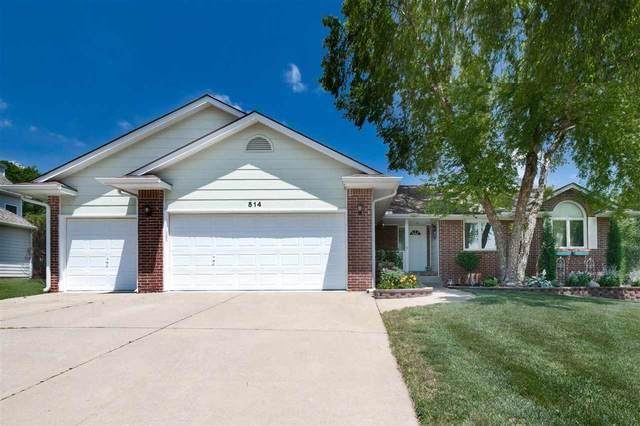 514 E 35th Ave, Winfield, KS 67156 (MLS #596961) :: COSH Real Estate Services