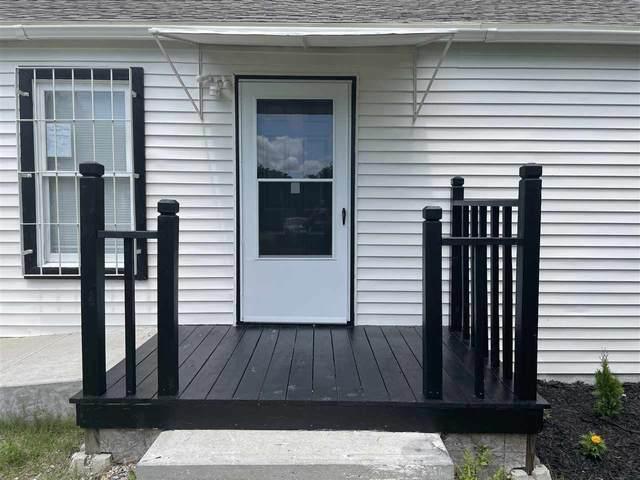 3117 S Davidson, Wichita, KS 67210 (MLS #596974) :: COSH Real Estate Services
