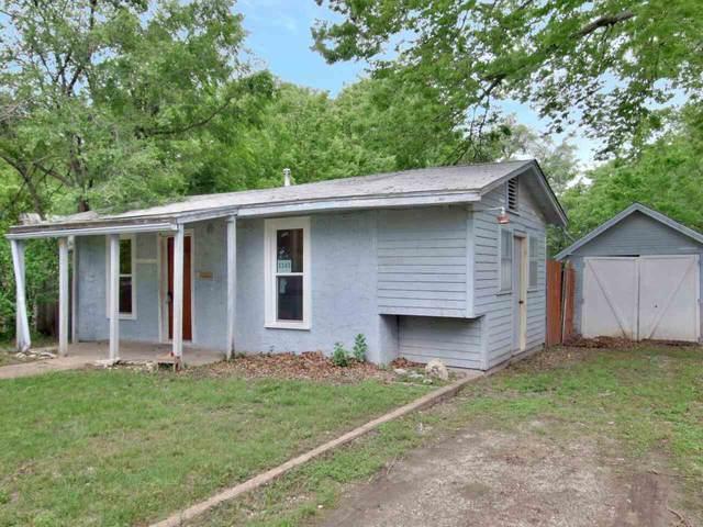 1143 N Osage, Augusta, KS 67010 (MLS #596980) :: Graham Realtors
