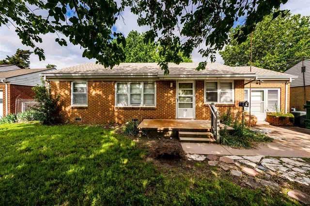 113 S Ward Pkwy, Haysville, KS 67060 (MLS #597000) :: Graham Realtors