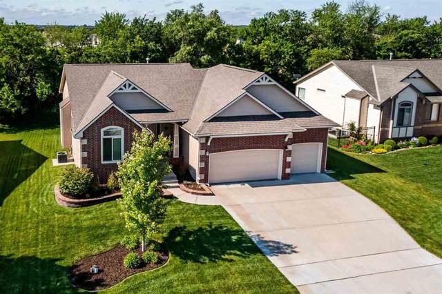 13115 E Laguna St, Wichita, KS 67230 (MLS #597008) :: Kirk Short's Wichita Home Team