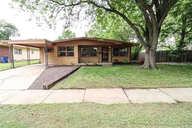 2238 W Manhattan Dr, Wichita, KS 67204 (MLS #597030) :: COSH Real Estate Services