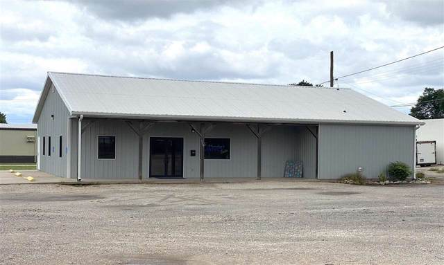 124 S Vermont Ave, Anthony, KS 67003 (MLS #597045) :: Kirk Short's Wichita Home Team