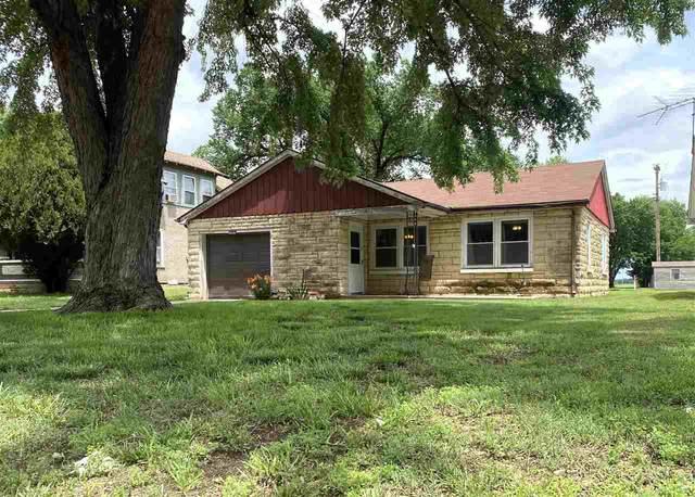 1707 Central Ave, Harper, KS 67058 (MLS #597048) :: Kirk Short's Wichita Home Team