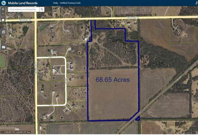 68.65 +/- Acres E 79th St S At S 143rd St E, Derby, KS 67037 (MLS #597058) :: Pinnacle Realty Group