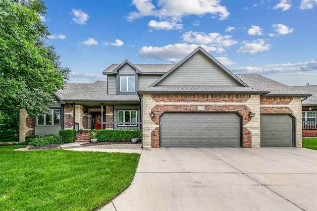 14315 E Castlewood, Wichita, KS 67230 (MLS #597063) :: COSH Real Estate Services
