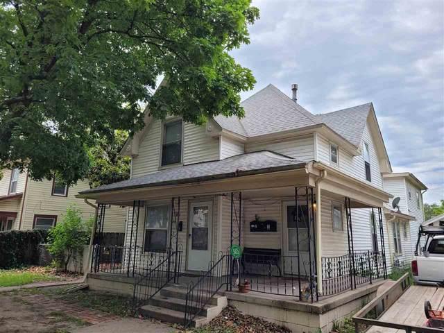 1551 S Wichita St, Wichita, KS 67213 (MLS #597069) :: Keller Williams Hometown Partners