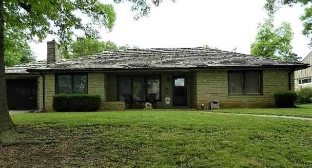 1612 E 11th, Winfield, KS 67156 (MLS #597140) :: Keller Williams Hometown Partners