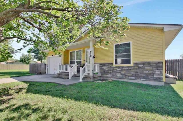 940 Wirth St, Augusta, KS 67010 (MLS #597162) :: The Boulevard Group