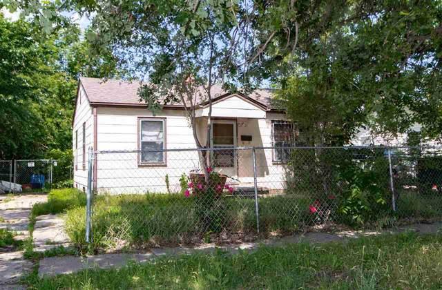 713 N Piatt Ave, Wichita, KS 67214 (MLS #597165) :: Pinnacle Realty Group