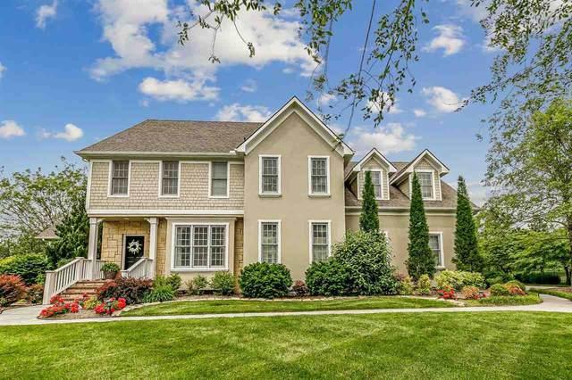 1551 N 143RD ST E, Wichita, KS 67230 (MLS #597190) :: Keller Williams Hometown Partners