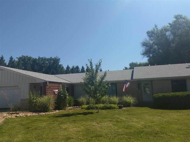 626 Park Lane, Moundridge, KS 67107 (MLS #597197) :: Keller Williams Hometown Partners