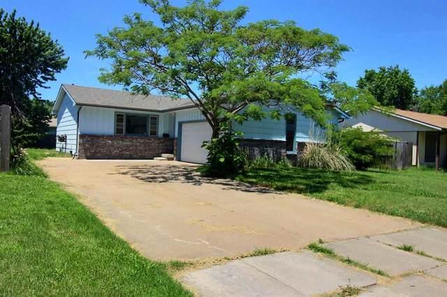 3245 S Leonine Rd, Wichita, KS 67217 (MLS #597198) :: Graham Realtors