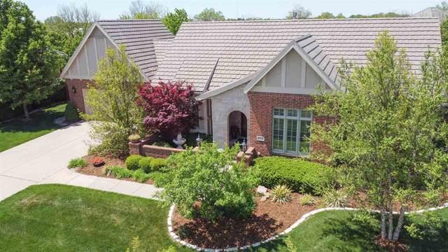 9219 E Wilson Estates Ct, Wichita, KS 67206 (MLS #597245) :: Kirk Short's Wichita Home Team
