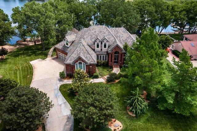 2810 N North Shore Cir, Wichita, KS 67205 (MLS #597246) :: Keller Williams Hometown Partners