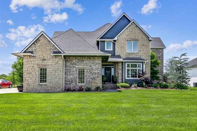 109 S Hibiscus St., Garden Plain, KS 67050 (MLS #597254) :: Pinnacle Realty Group