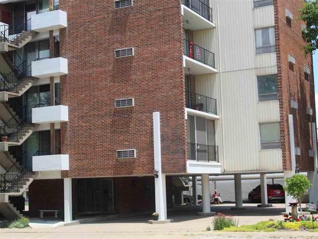 330 W Central Ave Apt. 2-A, El Dorado, KS 67042 (MLS #597268) :: Pinnacle Realty Group