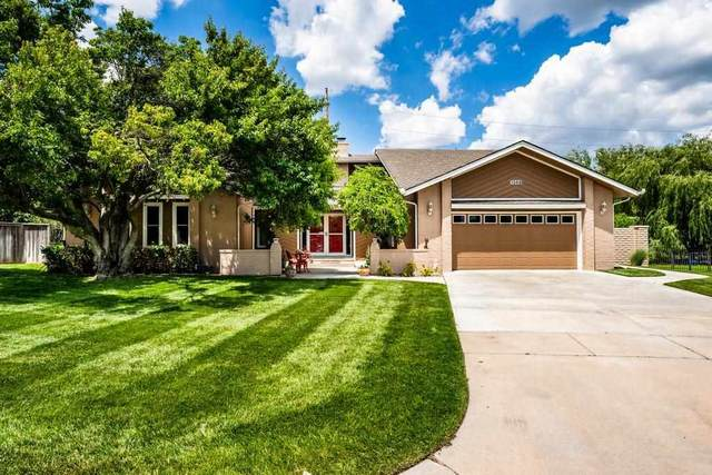 1349 N Cardington Ct, Wichita, KS 67212 (MLS #597274) :: Graham Realtors