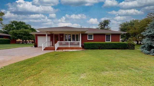 253 W Mary Ave, Garden Plain, KS 67050 (MLS #597278) :: Kirk Short's Wichita Home Team