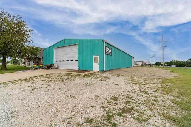 517 N High, Argonia, KS 67004 (MLS #597282) :: The Boulevard Group