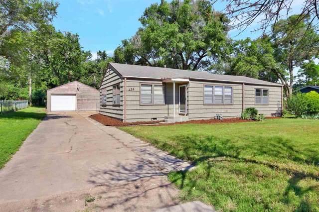 229 N Knight St, Wichita, KS 67203 (MLS #597287) :: Graham Realtors