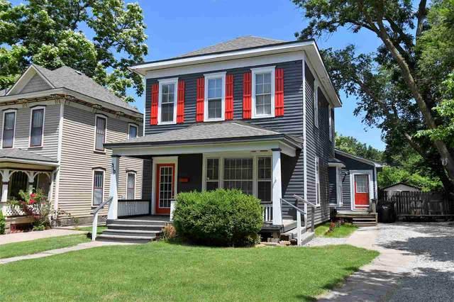 310 E 4th St, Newton, KS 67114 (MLS #597293) :: Keller Williams Hometown Partners