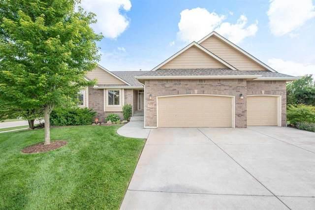 13215 E Laguna St, Wichita, KS 67230 (MLS #597298) :: Kirk Short's Wichita Home Team