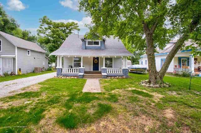 520 S Willow St, Douglass, KS 67039 (MLS #597312) :: Graham Realtors
