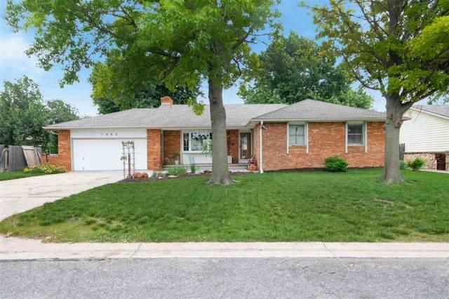 1402 S Todd Pl, Wichita, KS 67207 (MLS #597339) :: Pinnacle Realty Group