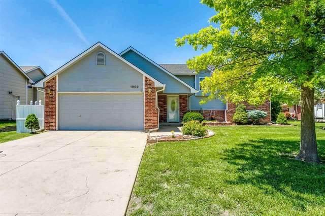 1809 N Columbine, Andover, KS 67002 (MLS #597341) :: COSH Real Estate Services