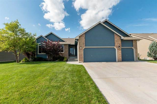 8404 W Candlewood Cir, Wichita, KS 67205 (MLS #597356) :: COSH Real Estate Services