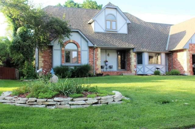 1229 N Coachhouse Ct, Wichita, KS 67235 (MLS #597357) :: Pinnacle Realty Group