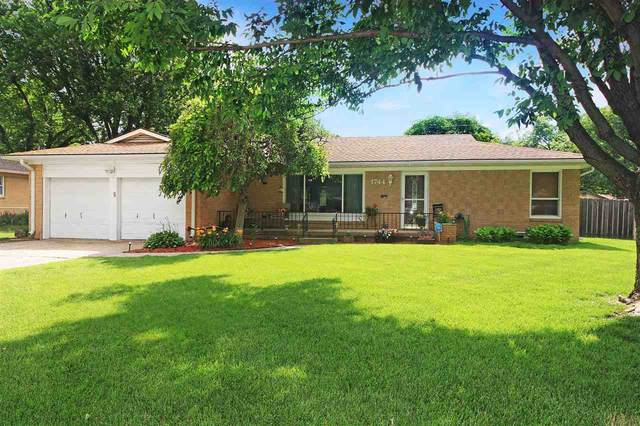 1744 N Edwards Ave, Wichita, KS 67203 (MLS #597360) :: COSH Real Estate Services