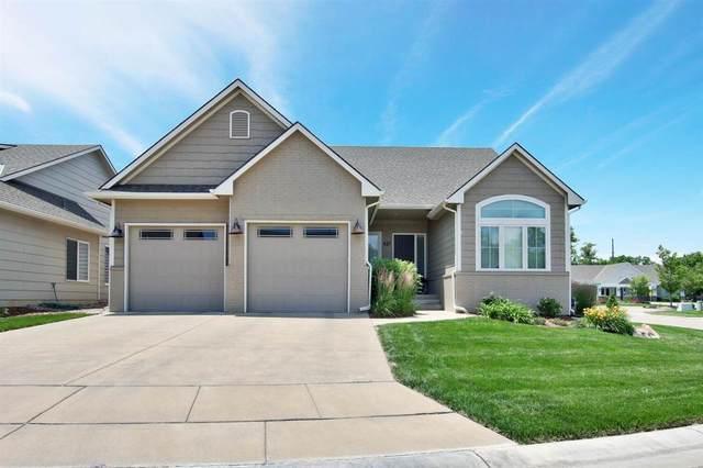 427 N Frontgate St, Wichita, KS 67206 (MLS #597370) :: Kirk Short's Wichita Home Team