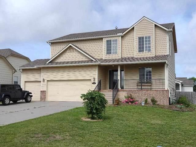 2301 S Stoneybrook, Wichita, KS 67207 (MLS #597371) :: Pinnacle Realty Group