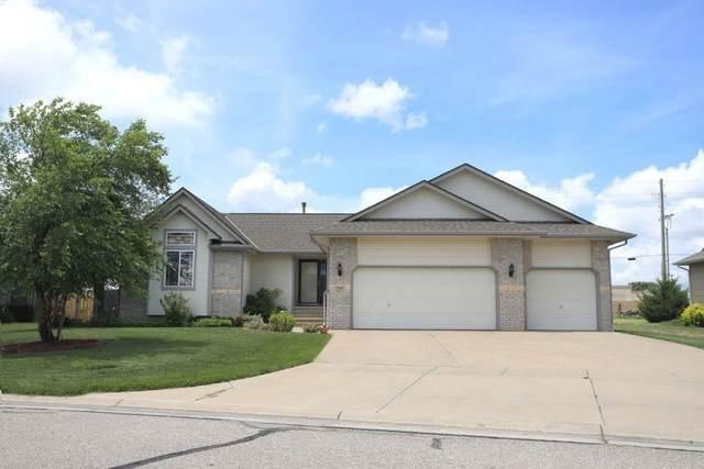 1021 S Crest, Wichita, KS 67206 (MLS #597374) :: Pinnacle Realty Group