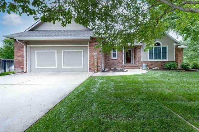 240 Bent Tree Ct, Andover, KS 67002 (MLS #597400) :: COSH Real Estate Services