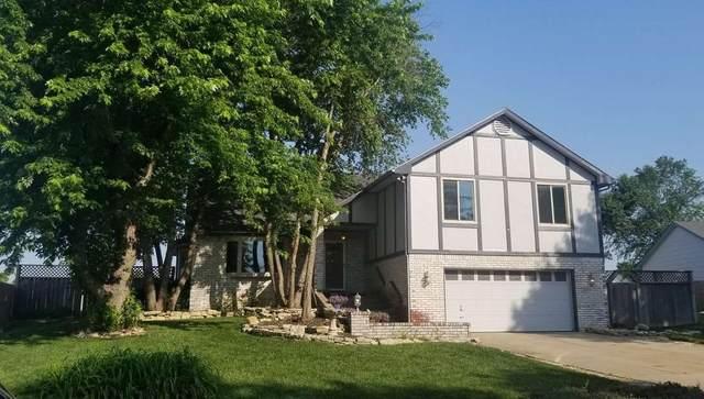 127 N Timberlane Drive, Haysville, KS 67060 (MLS #597408) :: Kirk Short's Wichita Home Team